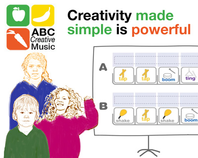 ABC Creative Music Online